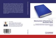 Portada del libro de Mechanistic & Reactivity of Aromatic Anils