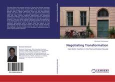 Couverture de Negotiating Transformation
