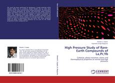 Обложка High Pressure Study of Rare-Earth Compounds of La,Pr,Yb