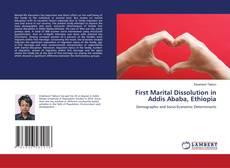 Capa do livro de First Marital Dissolution in Addis Ababa, Ethiopia