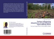 Bookcover of Factors Influencing Adoptionm of Fuel Efficient Injera Baking Stove