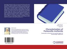 Bookcover of Characterization of Pasteurella multocida