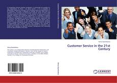 Capa do livro de Customer Service in the 21st Century