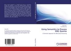 Bookcover of Using Semantics to Process XML Queries