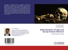 Couverture de Determination of Age and Sex by Human Sternum