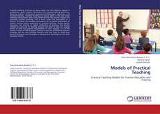 Bookcover of Models of Practical Teaching