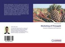Capa do livro de Marketing of Pineapple