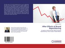 Bookcover of After Effects of Brand Repositioning