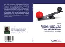 Bookcover of Removing Arsenic from Landfill Leachate with Kemiron Adsorbent