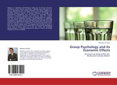 Capa do livro de Group Psychology and its Economic Effects