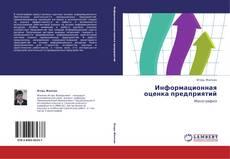Bookcover of Информационная оценка предприятий