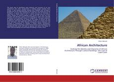 Bookcover of African Architecture
