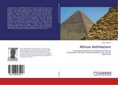Copertina di African Architecture