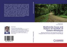 Bookcover of Biodiversity Cause and Pattern (In foothills of Eastern Himalayas)