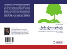 Carbon Sequestration in Community Forest System kitap kapağı