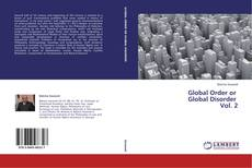 Обложка Global Order or Global Disorder Vol. 2