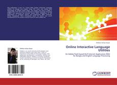 Couverture de Online Interactive Language Utilities