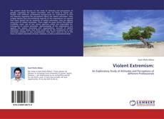 Capa do livro de Violent Extremism: