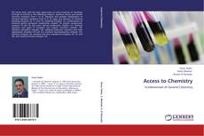 Обложка Access to Chemistry