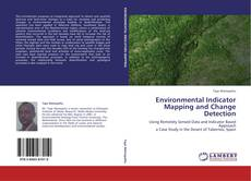 Environmental Indicator Mapping and Change Detection的封面