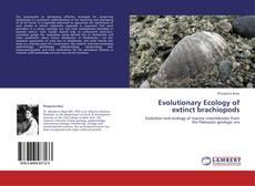 Buchcover von Evolutionary Ecology of extinct brachiopods