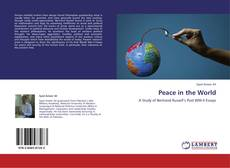 Bookcover of Peace in the World