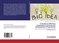 Bookcover of A Guide to Effective Employees Training and Development Programme