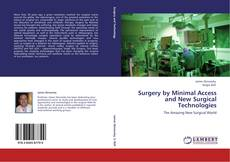Buchcover von Surgery by Minimal Access and New Surgical Technologies
