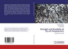 Portada del libro de Strength and Durability of Fly ash Geopolymers