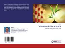 Обложка Cadmium Stress in Plants