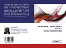 Couverture de Orthogonal Decomposition Method