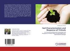 Couverture de Soil Characterization and Response of Triticale