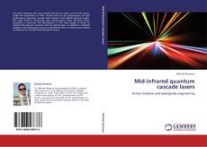 Обложка Mid-infrared quantum cascade lasers