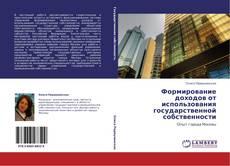 Bookcover of Формирование доходов от использования государственной собственности