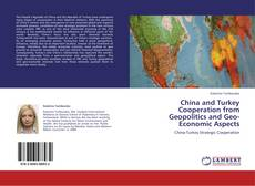China and Turkey Cooperation from Geopolitics and Geo-Economic Aspects kitap kapağı