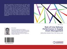 Bookcover of Role of Line Delivery Performance in Supply Chain Management