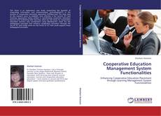 Copertina di Cooperative Education Management System Functionalities
