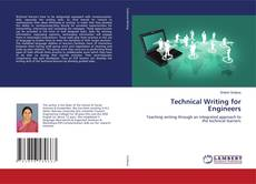 Couverture de Technical Writing for Engineers