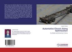 Buchcover von Automotive Chassis Sizing Optimization