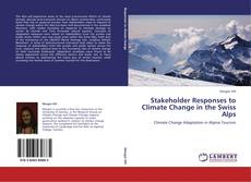 Capa do livro de Stakeholder Responses to Climate Change in the Swiss Alps