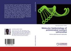 Capa do livro de Molecular Epidemiology of antimicrobial resistant salmonellae