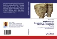 Обложка Contemporary Compositional Approach to Ekpo Music of Annang People