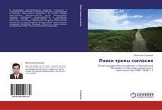 Buchcover von Поиск тропы согласия