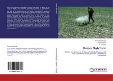 Bookcover of Onion Nutrition