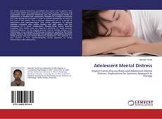 Borítókép a  Adolescent Mental Distress - hoz