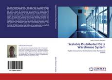 Обложка Scalable Distributed Data Warehouse System