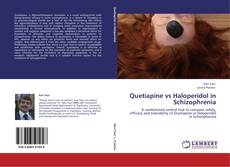 Capa do livro de Quetiapine vs Haloperidol in Schizophrenia