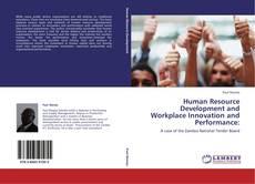 Copertina di Human Resource Development and Workplace Innovation and Performance: