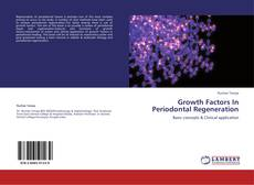 Couverture de Growth Factors In Periodontal Regeneration