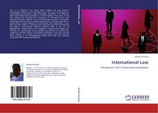 International Law kitap kapağı
